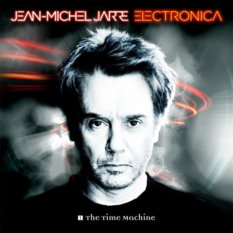 JMJarre Electronica Part 1 album cover