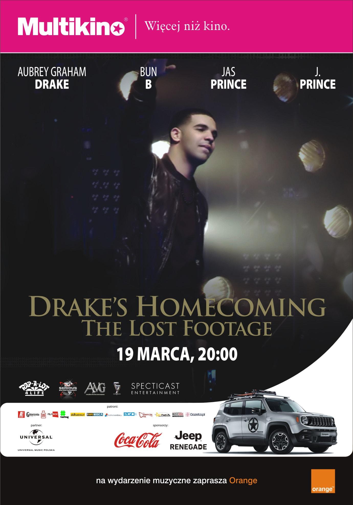 Drake-plakat
